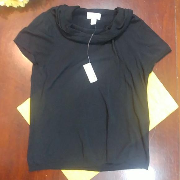 Talbots Kids Boys Turtleneck 100/% Cotton Shirt Top Tee White Sz 12 Navy 4 Red 4